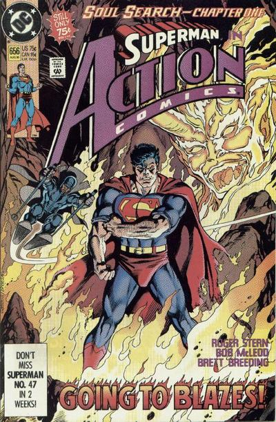 Action Comics Vol 1 656