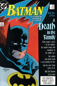 Batman Vol 1 426
