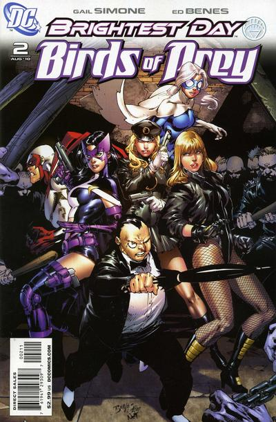 Birds of Prey Vol 2 2