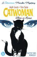 Catwoman When in Rome Vol 1 3