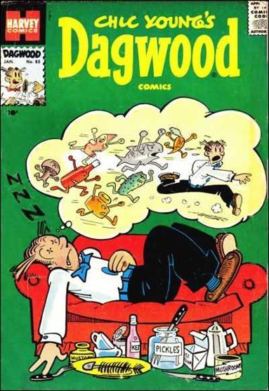 Dagwood Comics Vol 1 84