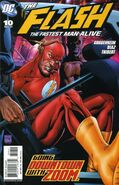 Flash The Fastest Man Alive Vol 1 10