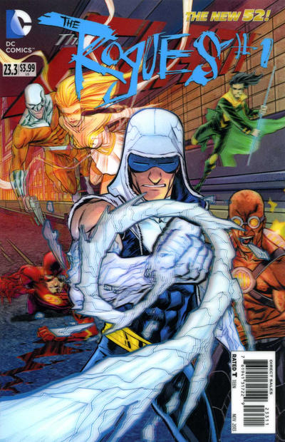Flash Vol 4 23.3: The Rogues