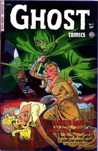 Ghost Comics Vol 1 3