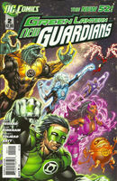 Green Lantern New Guardians Vol 1 2