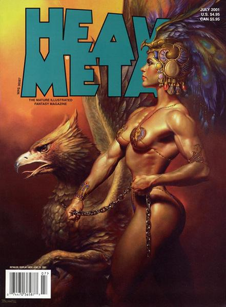 Heavy Metal Vol 25 3