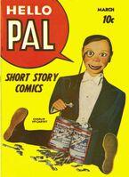 Hello Pal Comics Vol 1 2