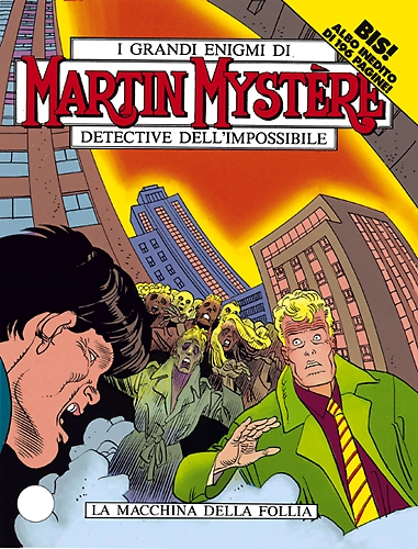 Martin Mystère Vol 1 107 bis