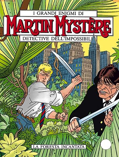 Martin Mystère Vol 1 166