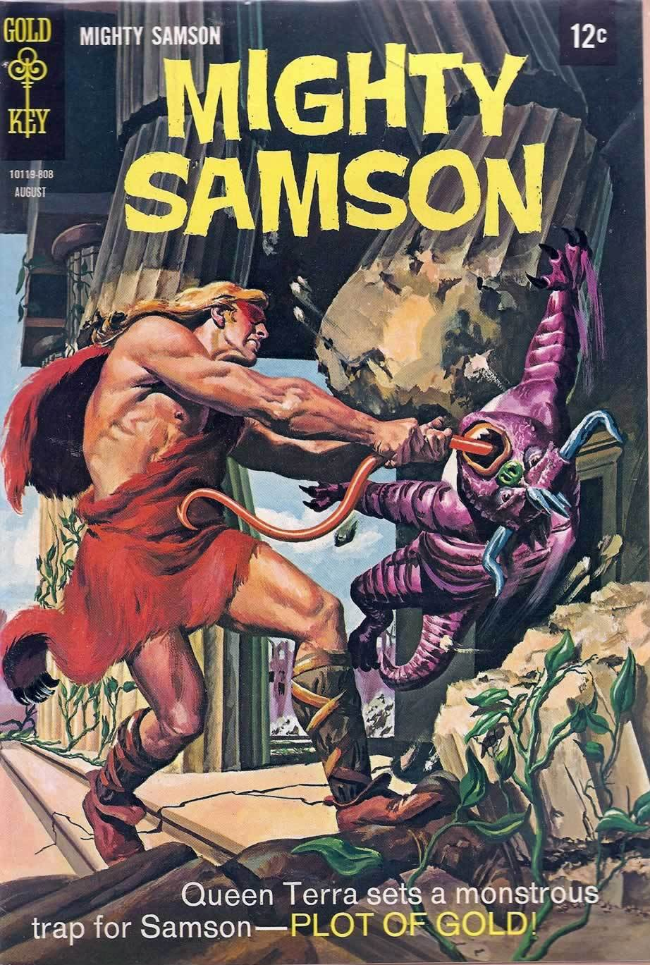 Mighty Samson Vol 1 15