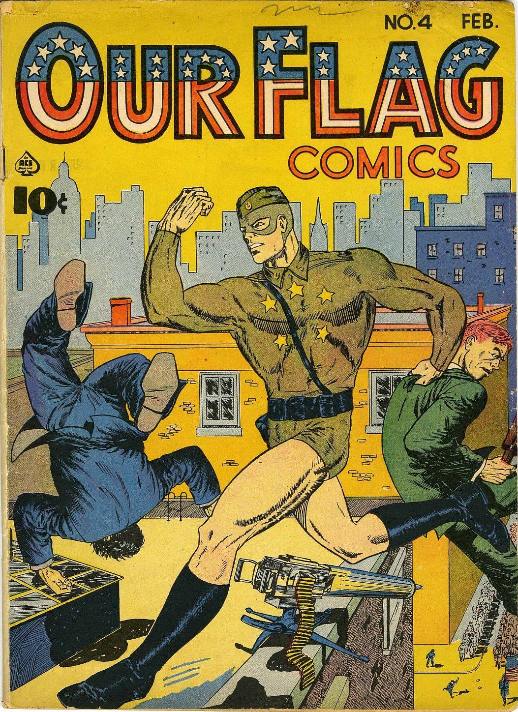 Our Flag Comics Vol 1 4