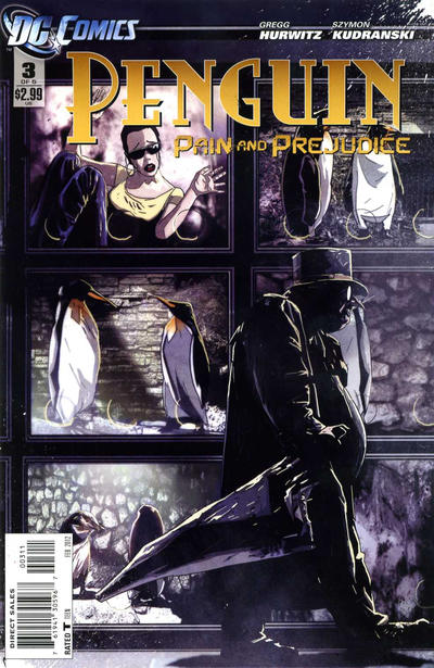 Penguin: Pain and Prejudice Vol 1 3
