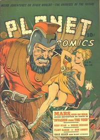 Planet Comics Vol 1 16