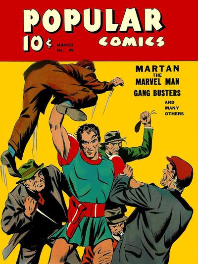 Popular Comics Vol 1 49