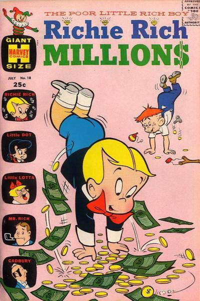 Richie Rich Millions Vol 1 18