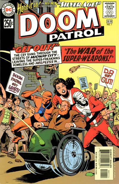 Silver Age: Doom Patrol Vol 1 1
