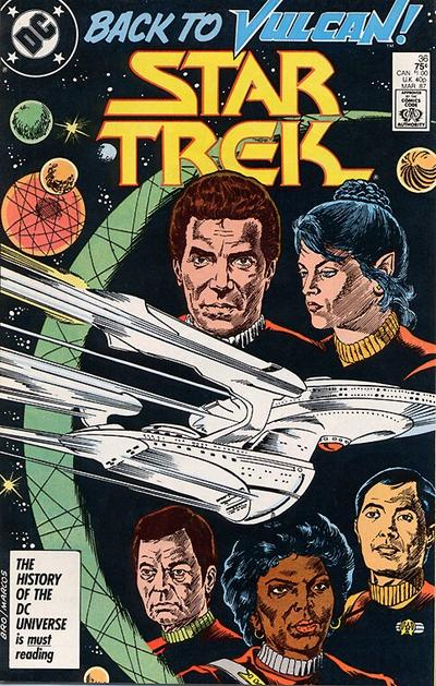 Star Trek (DC) Vol 1 36