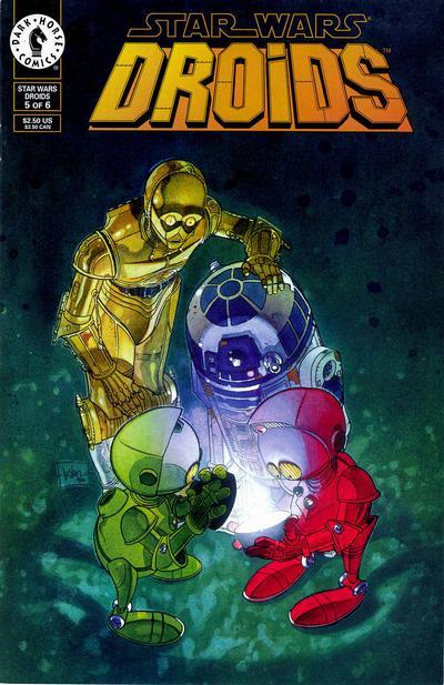 Star Wars: Droids Vol 2 5