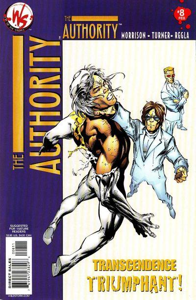 The Authority Vol 2 8