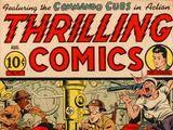 Thrilling Comics Vol 1 43