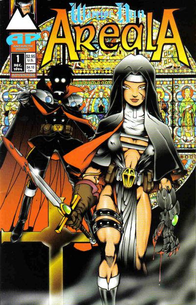 Warrior Nun Areala Vol 1