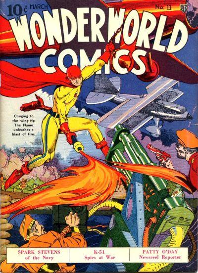 Wonderworld Comics Vol 1 11