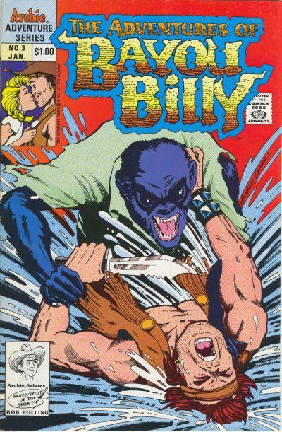 Adventures of Bayou Billy Vol 1 3