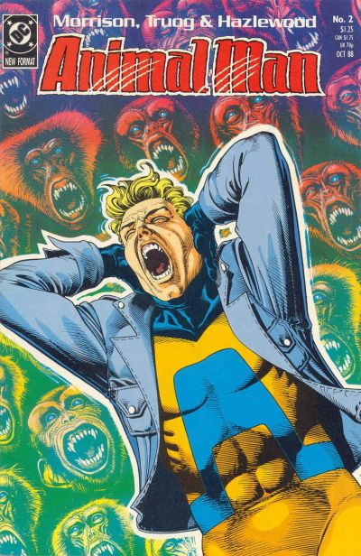 Animal Man Vol 1 2