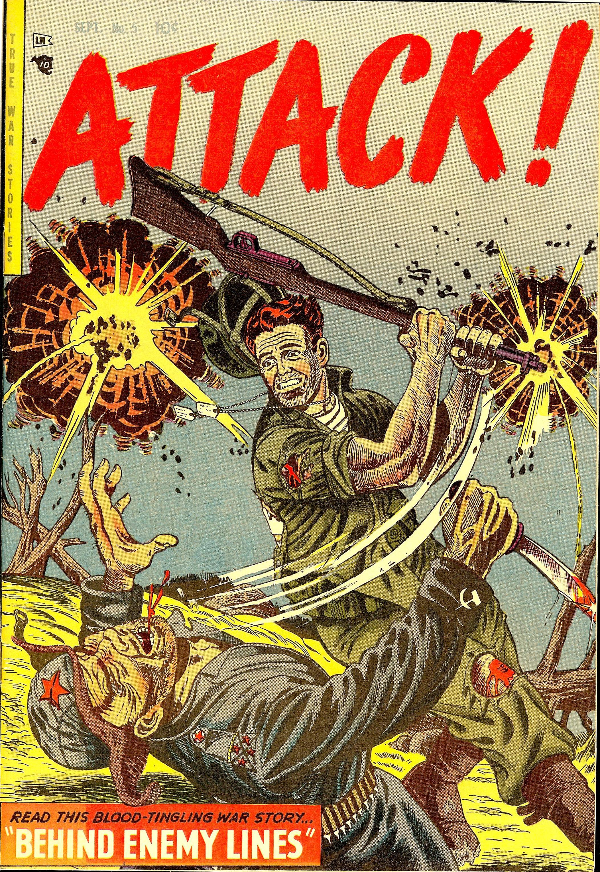 Attack! Vol 1 5