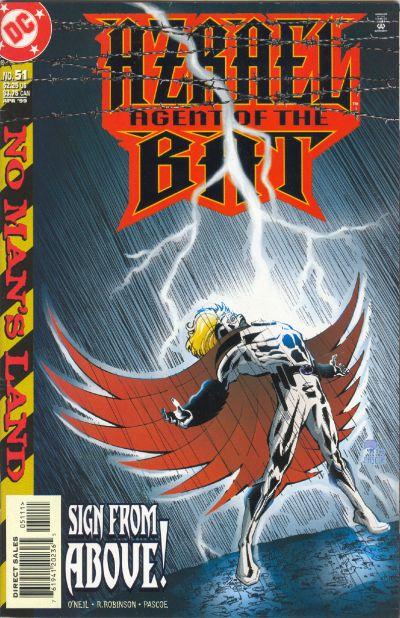 Azrael: Agent of the Bat Vol 1 51