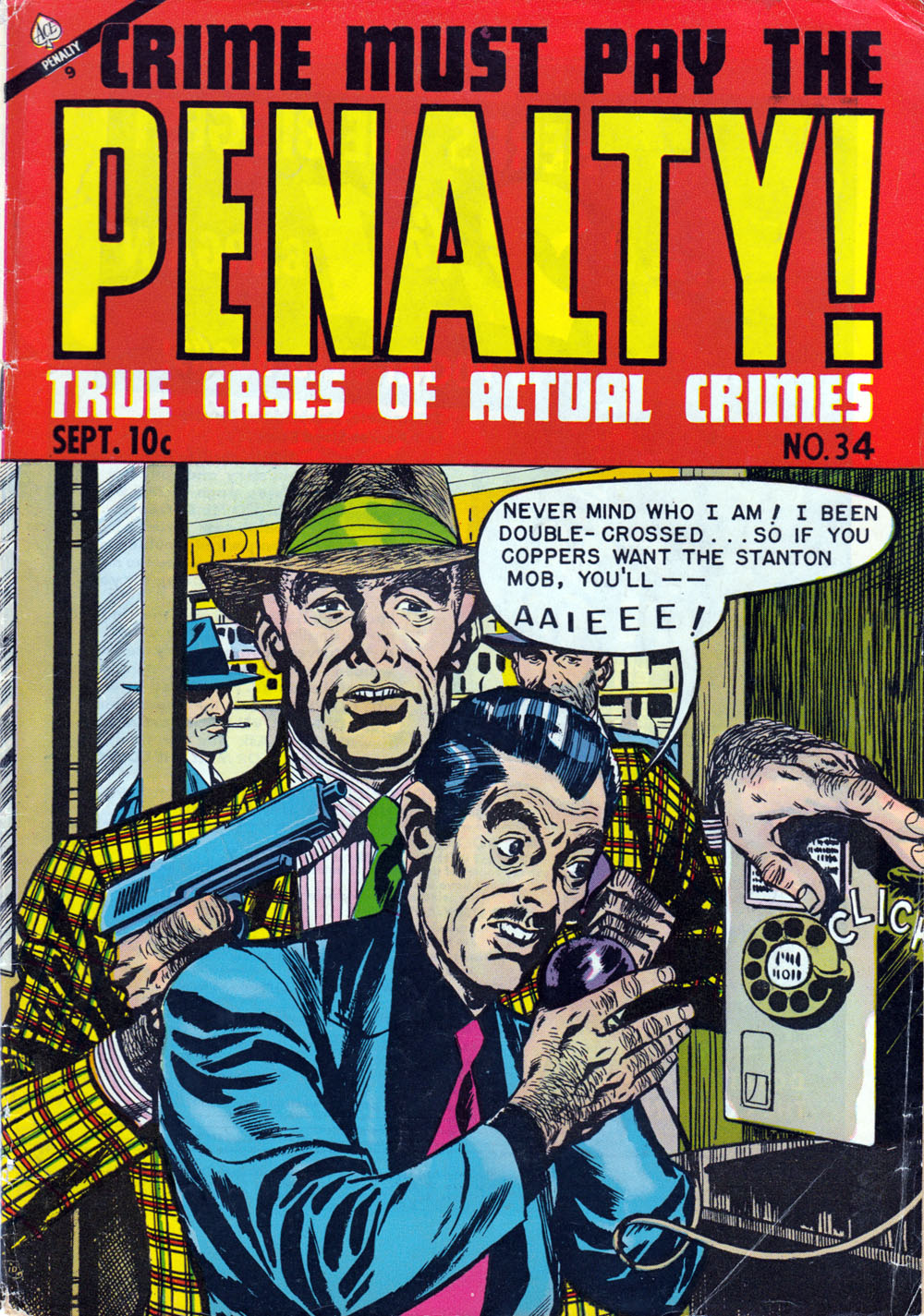 Crime Must Pay the Penalty Vol 2 34