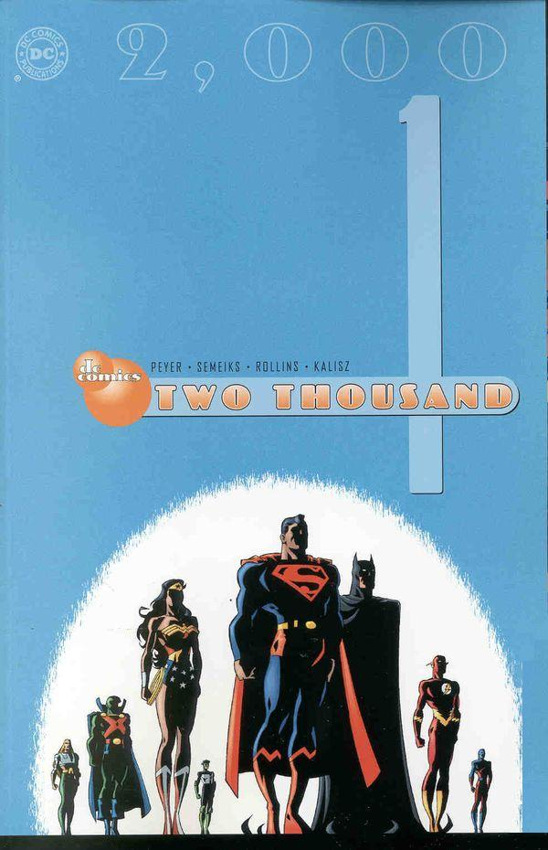 DC Comics Two Thousand