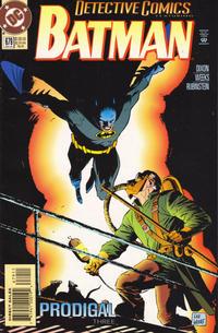 Detective Comics Vol 1 679