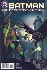 Detective Comics Vol 1 708