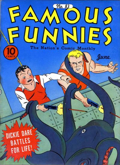 Famous Funnies Vol 1 83