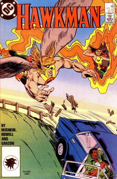 Hawkman Vol 2 15