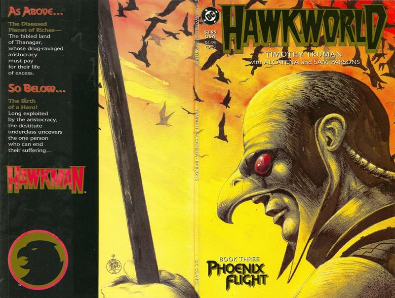 Hawkworld Vol 1 3