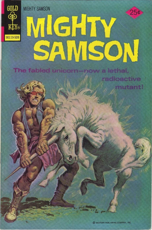 Mighty Samson Vol 1 29