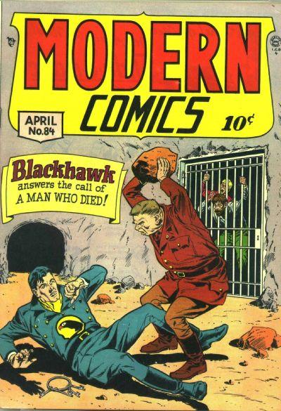 Modern Comics Vol 1 84