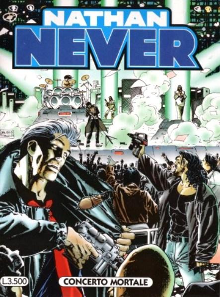 Nathan Never Vol 1 81