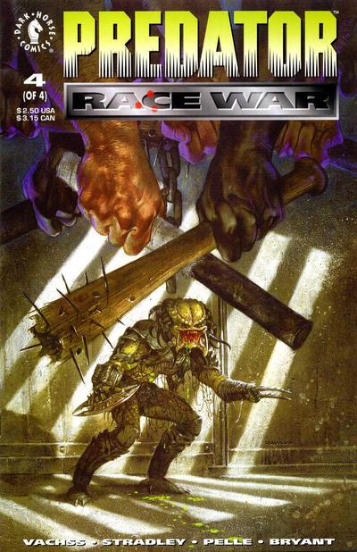 Predator: Race War Vol 1 4
