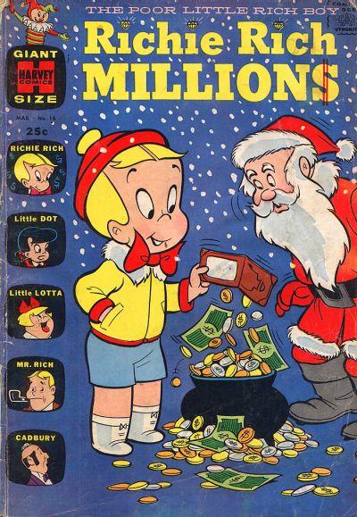 Richie Rich Millions Vol 1 16