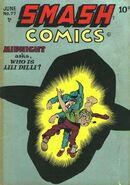 Smash Comics Vol 1 77