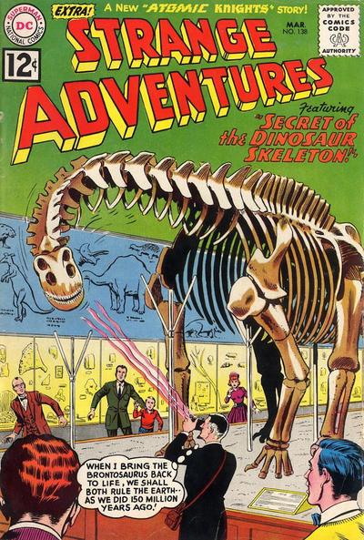 Strange Adventures Vol 1 138