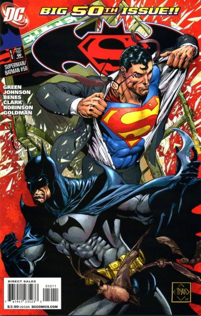 Superman/Batman Vol 1 50