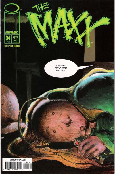 The Maxx Vol 1 34