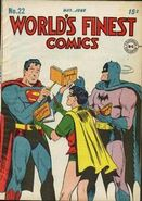 World's Finest Comics Vol 1 22