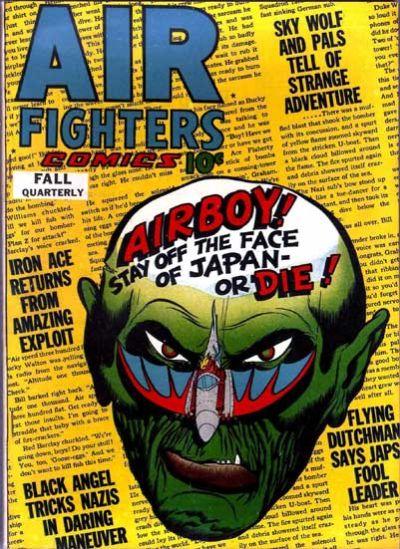 Air Fighters Comics Vol 1 20