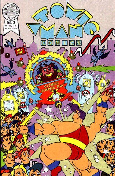 Atomic Man Vol 1 2