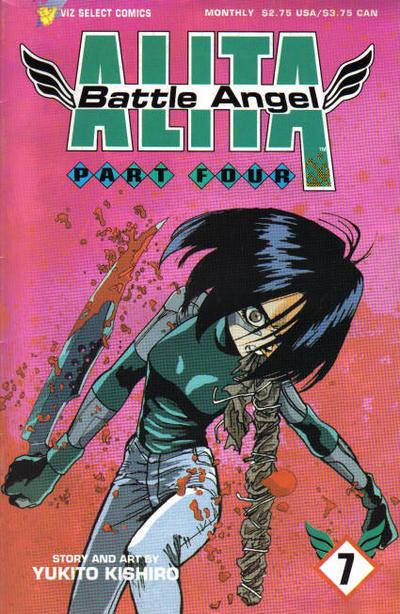 Battle Angel Alita Part 4 7